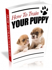 How To Train Your Puppy Private Label Rights