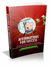 Affirmations For Success Private Label Rights