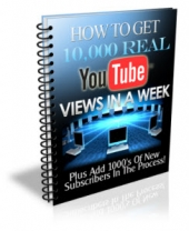 How To Get 10,000 Real YouTube Views In A Week Private Label Rights