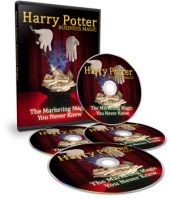 Harry Potter Business Magic Private Label Rights
