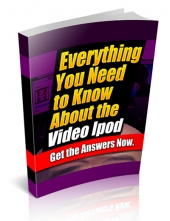 Everything You Need To Know About The Video iPod Private Label Rights
