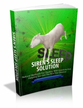 Siren's Sleep Solution Private Label Rights