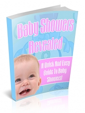 Baby Showers Revealed! Private Label Rights