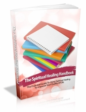 The Spiritual Healing Handbook Private Label Rights