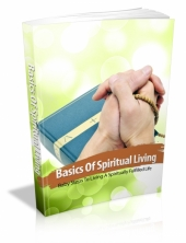 Basics Of Spiritual Living Private Label Rights