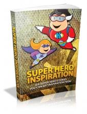 Super Hero Inspiration Private Label Rights