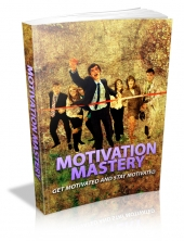 Motivation Mastery Private Label Rights