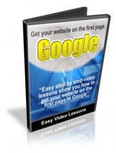 Get Your Website On The First Page Of Google Private Label Rights