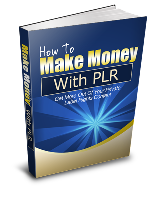 How To Make Money With PLR
