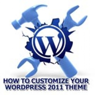 How To Customize Your Wordpress 2011 Theme