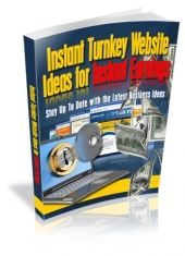 Instant Turnkey Website Ideas For Instant Earnings Private Label Rights