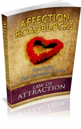 Affection Roadblocks Private Label Rights