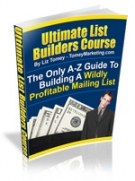 Ultimate List Builders Course Private Label Rights