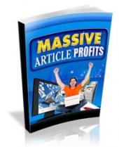 Massive Article Profits Private Label Rights