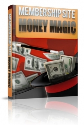 Membership Site Money Magic Private Label Rights