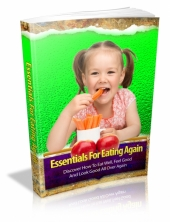 Essentials For Eating Again Private Label Rights