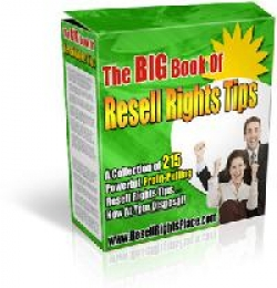 The Big Book Of Resell Rights Tips