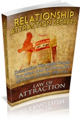 Relationship Attraction Secrets Private Label Rights