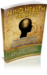 Mind Health Secrets Private Label Rights
