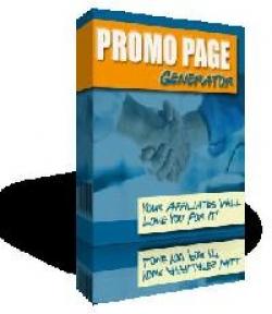 Promo Page Generator