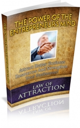 The Power Of The Entrepreneur's Mind Private Label Rights