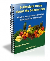 6 Absolute Truths About The 5-Factor Diet Private Label Rights