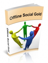 Offline Social Gold Private Label Rights