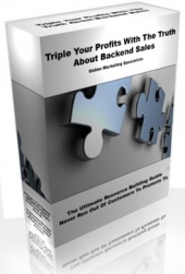 Triple Your Profits With The Truth About Backend Sales Private Label Rights