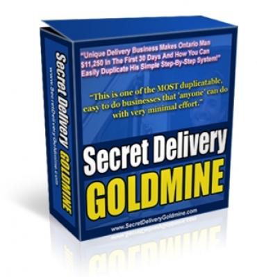 Secret Delivery Goldmine