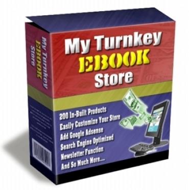 My Turnkey Ebook Store