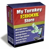My Turnkey Ebook Store Private Label Rights