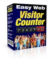 Easy Web Visitor Counter Private Label Rights