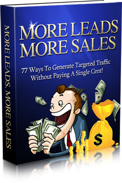 More Leads More Sales