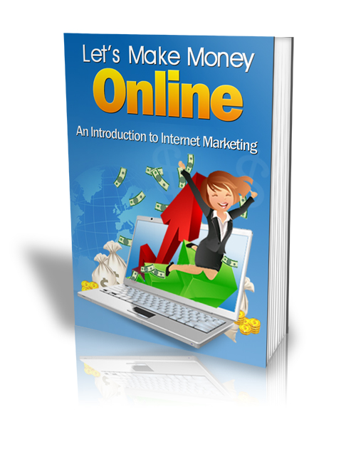 Let's Make Money Online PLR