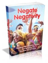 Negate Negativity Private Label Rights