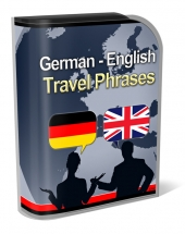 English German Travel Phrases Private Label Rights