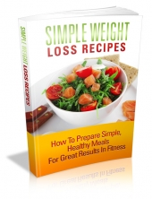 Simple Weight Loss Recipes Private Label Rights