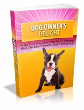 Dog Owners Delight Private Label Rights