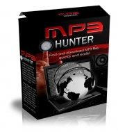 MP3 Hunter Private Label Rights