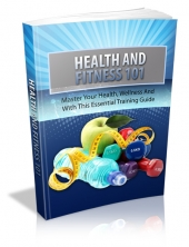 Health And Fitness 101 Private Label Rights