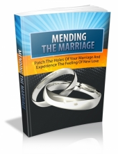 Mending The Marriage Private Label Rights