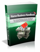 Home Business Handbook Private Label Rights