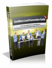 Limitless Lead Generation Guide Private Label Rights