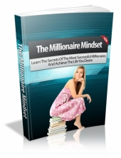 The Millionaire Mindset Private Label Rights