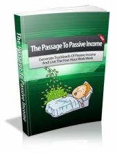 The Passage To Passive Income Private Label Rights