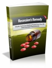 Recession's Remedy Private Label Rights