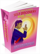 The Most In Depth Self Discovery Book Private Label Rights