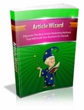 Article Wizard Private Label Rights