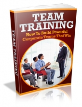 Team Training Private Label Rights