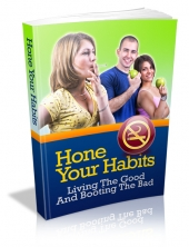 Hone Your Habits Private Label Rights